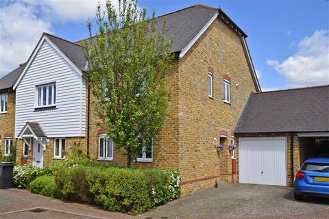 3 bedroom end of terrace house for sale - Carmans Close, Loose, Maidstone, Kent