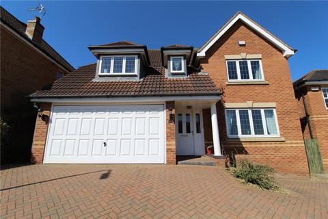 4 bedroom detached house for sale - Lindisfarne Way, Grantham, NG31