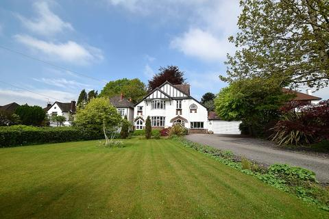 5 bedroom detached house for sale - West Winds Pantmawr Road, Rhiwbina, Cardiff. CF14 7TE