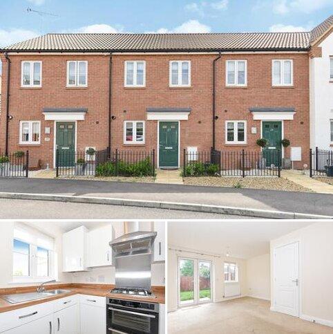 2 bedroom terraced house to rent - Chappel Close,  Aylesbury,  HP19