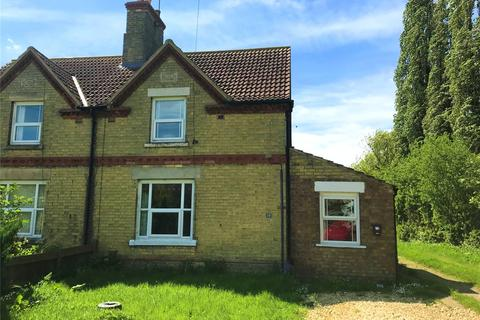 3 bedroom semi-detached house to rent - Cow Drove, South Kyme, LN4