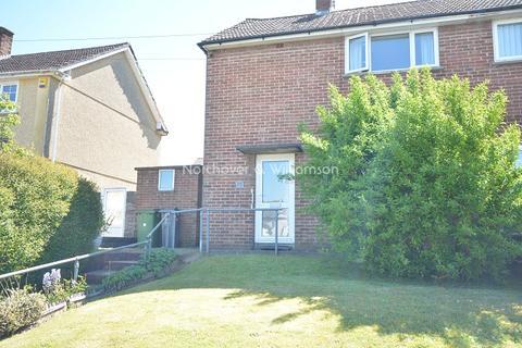 2 bedroom semi-detached house for sale - Llanrumney Avenue, Llanrumney, Cardiff, Cardiff. CF3