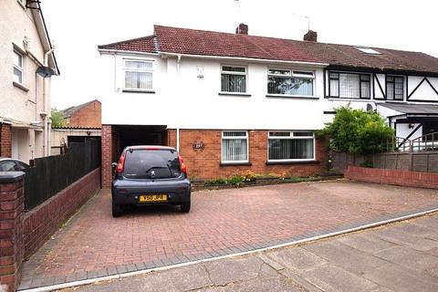 5 bedroom semi-detached house for sale - New Road, Rumney, Cardiff. CF3