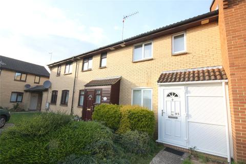 2 bedroom terraced house to rent - Tytherley Green, Bournemouth, Dorset, BH8