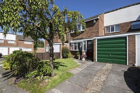 3 bedroom terraced house for sale - Salters Close, Garden Village, Gosforth
