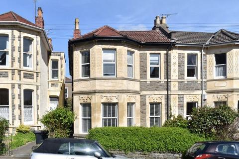 4 bedroom semi-detached house for sale - Hampton Road, Redland