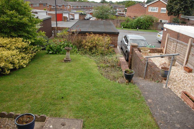 Back garden from...