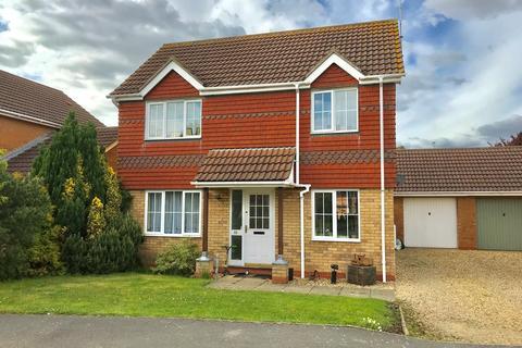 3 bedroom detached house for sale - Harlequin Drive, Spalding, PE11