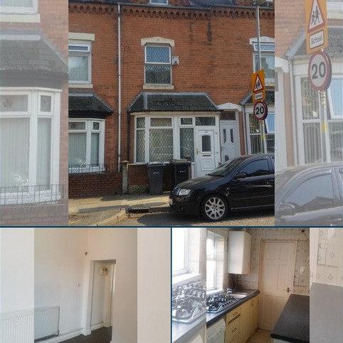 3 bedroom terraced house to rent - Eton Road, Balsall Heath