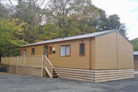2 bedroom lodge for sale - 12 RIVERS EDGE, DOLLAR LODGE & HOLIDAY HOME PARK, DOLLAR