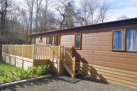 2 bedroom lodge for sale - 13 Rivers Edge, Dollar Lodge & Holiday Home Park, Dollar