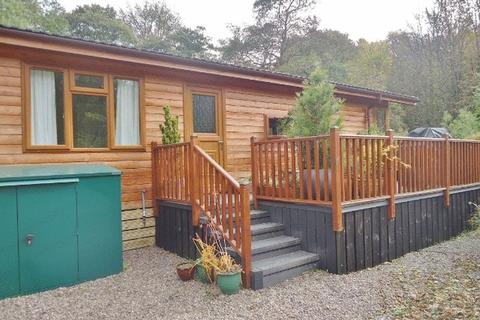 2 bedroom lodge for sale - 20 RIVERS EDGE, DOLLAR LODGE & HOLIDAY HOME PARK, DOLLAR