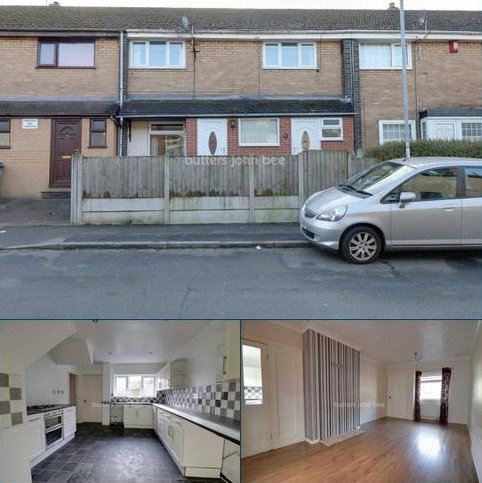 3 bedroom terraced house to rent - Kirk Street, Smallthorne