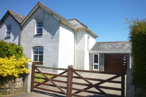 3 bedroom semi-detached house to rent - Trossell Cottage, North Petherwin, PL15