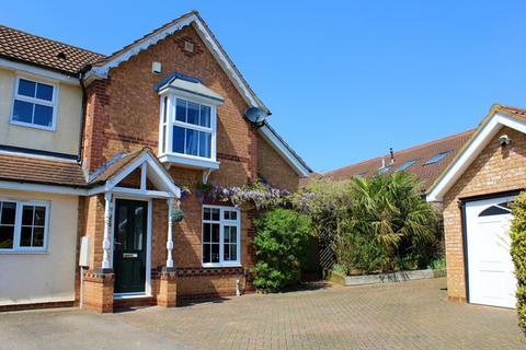 4 bedroom semi-detached house for sale - Butts Croft Close, East Hunsbury, Northampton, NN4