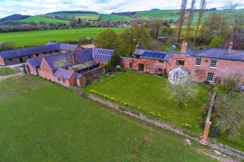 5 bedroom country house for sale - Lower Gardens, Lydbury North, SY7