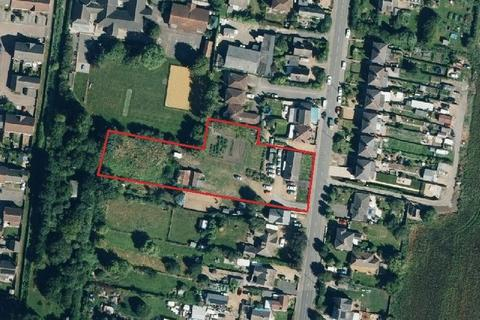 Plot for sale - Herne Road, Ramsey St. Marys, Ramsey, Cambridegshire.