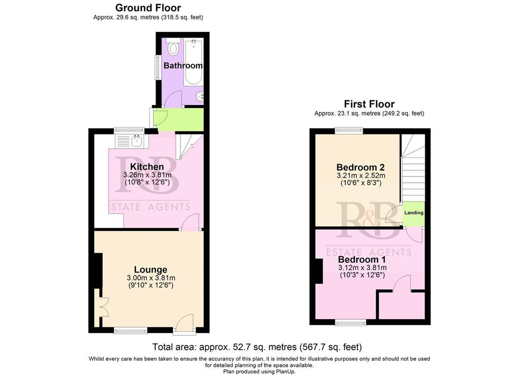 Floorplan 2 of 2: 16 Ruskin Road%2c Lancaster.jpg