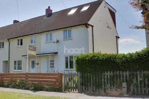 3 bedroom end of terrace house for sale - Paget Road, Trumpington, Cambridgeshire