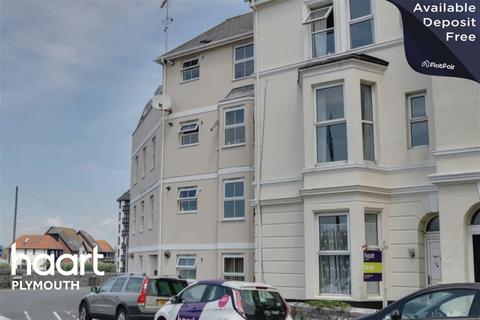 1 bedroom flat to rent - Grand Parade Plymouth PL1