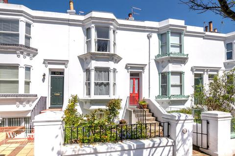 3 bedroom terraced house for sale - Upper North Street, Brighton, East Sussex, BN1