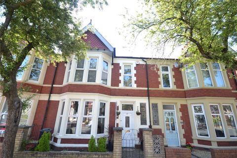 4 bedroom terraced house for sale - Amesbury Road, Penylan, Cardiff, CF23
