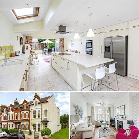 5 bedroom end of terrace house for sale - Allfarthing Lane, Wandsworth, London, SW18