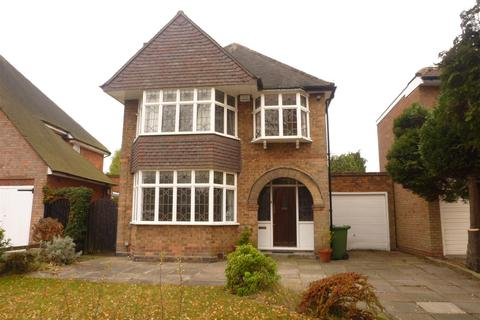 3 bedroom detached house to rent - Bourton Road, Olton, Solihull, B92 8AX