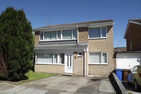 4 bedroom detached house for sale - Mirlaw Road, Cramlington