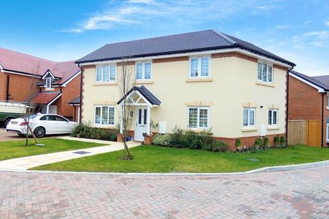 4 bedroom detached house for sale - Hellyar Rise, Hedge End