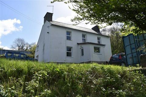 5 bedroom property with land for sale - Cribyn, Lampeter