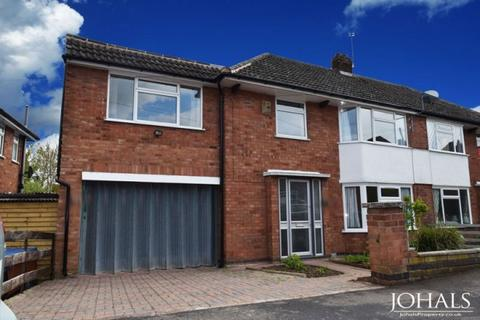 4 bedroom semi-detached house to rent - Highcroft Avenue,  Leicester, LE2