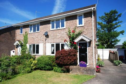 3 bedroom semi-detached house for sale - Millfield Drive, Cowbridge, Vale of Glamorgan, CF71 7BR