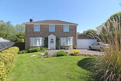 4 bedroom detached house for sale - Ash Tree Close, Radyr