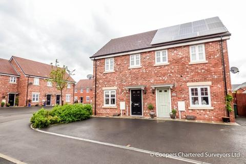 2 bedroom semi-detached house to rent - Baychester Road, Bannerbrook