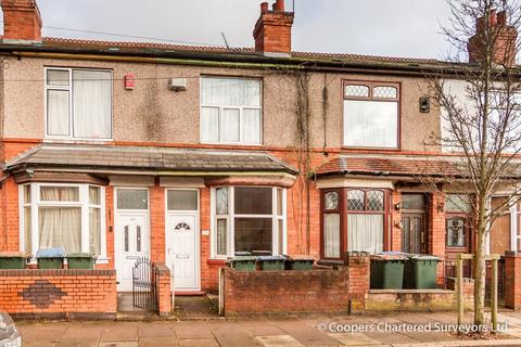 3 bedroom terraced house for sale - Harefield Road, Stoke, Coventry