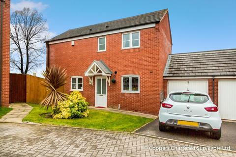 3 bedroom detached house for sale - Traimor Close, Little Heath, Coventry