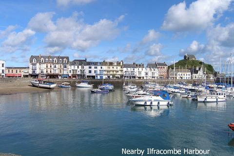 2 bedroom apartment for sale - St. James Place, Ilfracombe