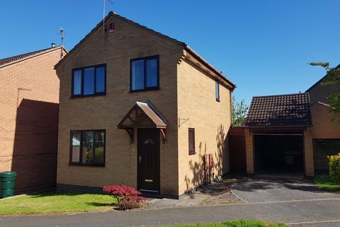 3 bedroom detached house to rent - Lambourn Drive, Allestree