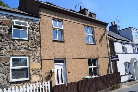 3 bedroom end of terrace house for sale - Lleyn Street, Pwllheli