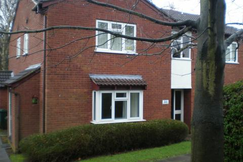 Studio to rent - Black Prince Avenue, Coventry