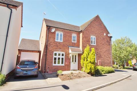 2 bedroom semi-detached house for sale - Endicott Bend, Bannerbrook Park, Coventry