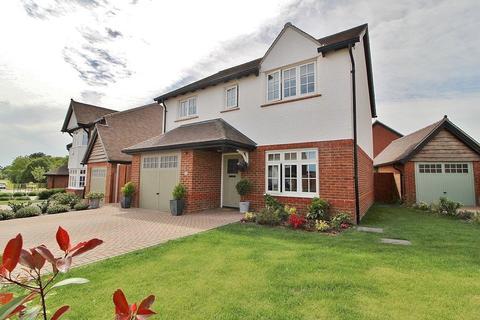 4 bedroom detached house for sale - Newlands Avenue, Berewood