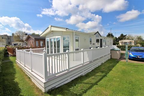 2 bedroom mobile home for sale - Salterns Drive, Harbourside Park