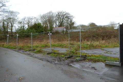 Plot for sale - Land SE of Withybush Lodge, Withybush Road, Haverfordwest