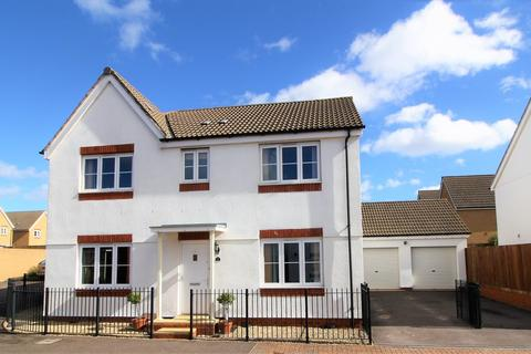 4 bedroom detached house for sale - Resolution Road, Exeter