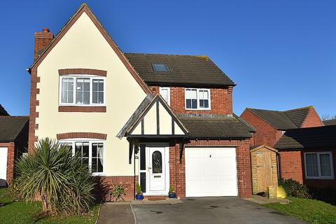 5 bedroom detached house for sale - Edgbaston Mead, Exeter