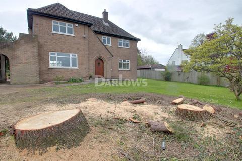 4 bedroom detached house for sale - 'Bro Dawel' Druidstone Road, Old St Mellons