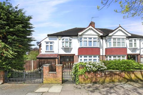 4 bedroom semi-detached house for sale - Cleveland Road, Ealing, W13