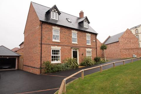 5 bedroom detached house for sale - James Way, Scraptoft, Leicester, LE7
